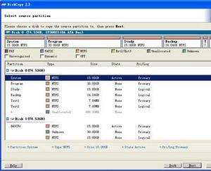 Clonare un Hard Disk con Disk Copy