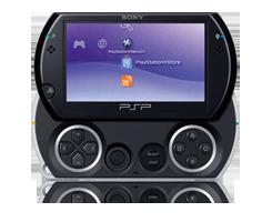 Scaricare giochi per PSP