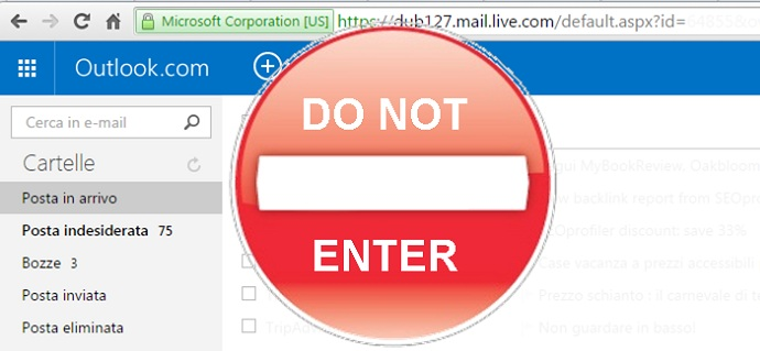 come-eliminare-account-outlook