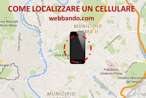come-localizzare-cellulare