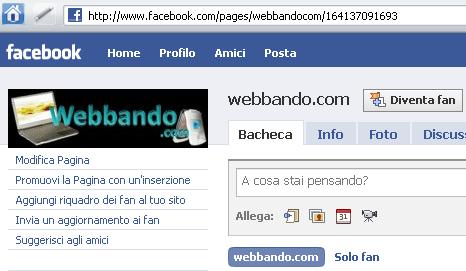 Crea una Pagina su Facebook e Promuovi la tua Azienda