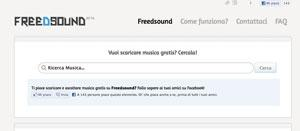FreedSound Classifica: Scaricare e Ascoltare in Streaming Brani Musicali Preferiti