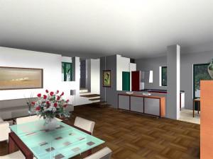 Disegnare casa e stanze per arredare in 3d for Software per arredare casa 3d