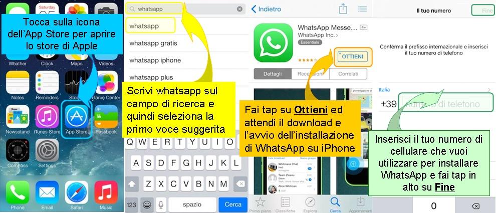 installare-whatsapp-iphone