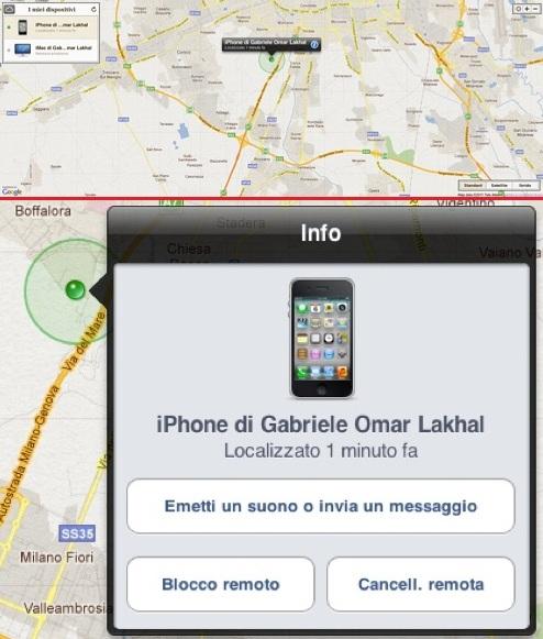 localizzare-cellulare-iphone