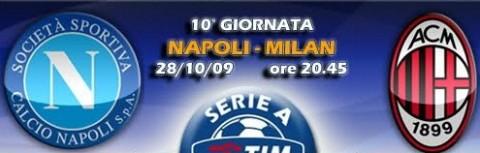 Napoli   Milan: Seguire la Partita del San Paolo in Diretta