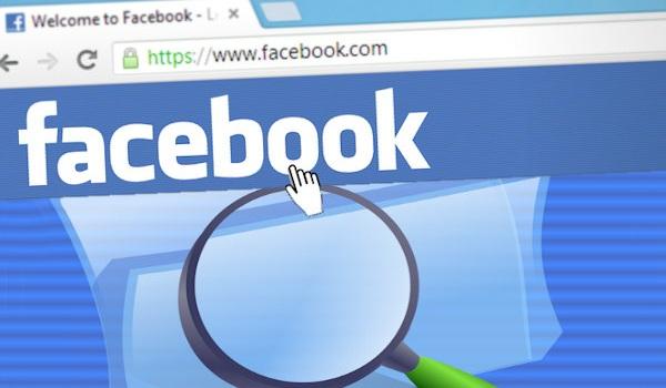 nascondere gruppo facebook