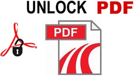 Sbloccare PDF Protetti da Password