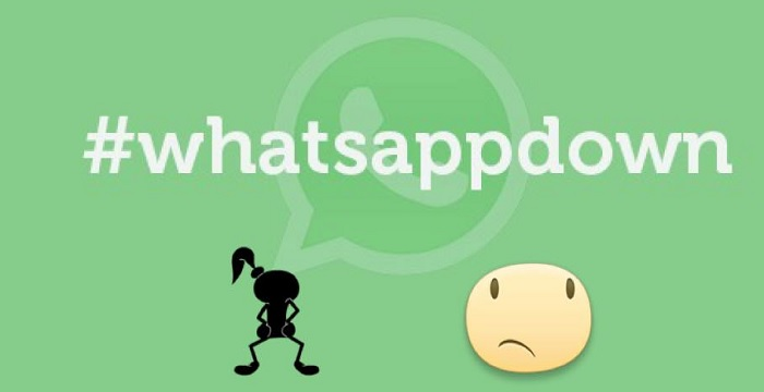 whatsappdown hashtag